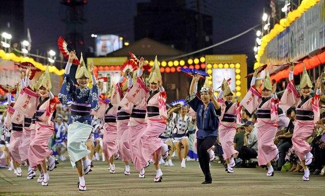 Các lễ hội vào mùa thu ở Nhật Bản